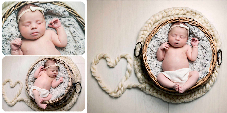 ¿Cuándo hay que hacer la sesión de fotos newborn?