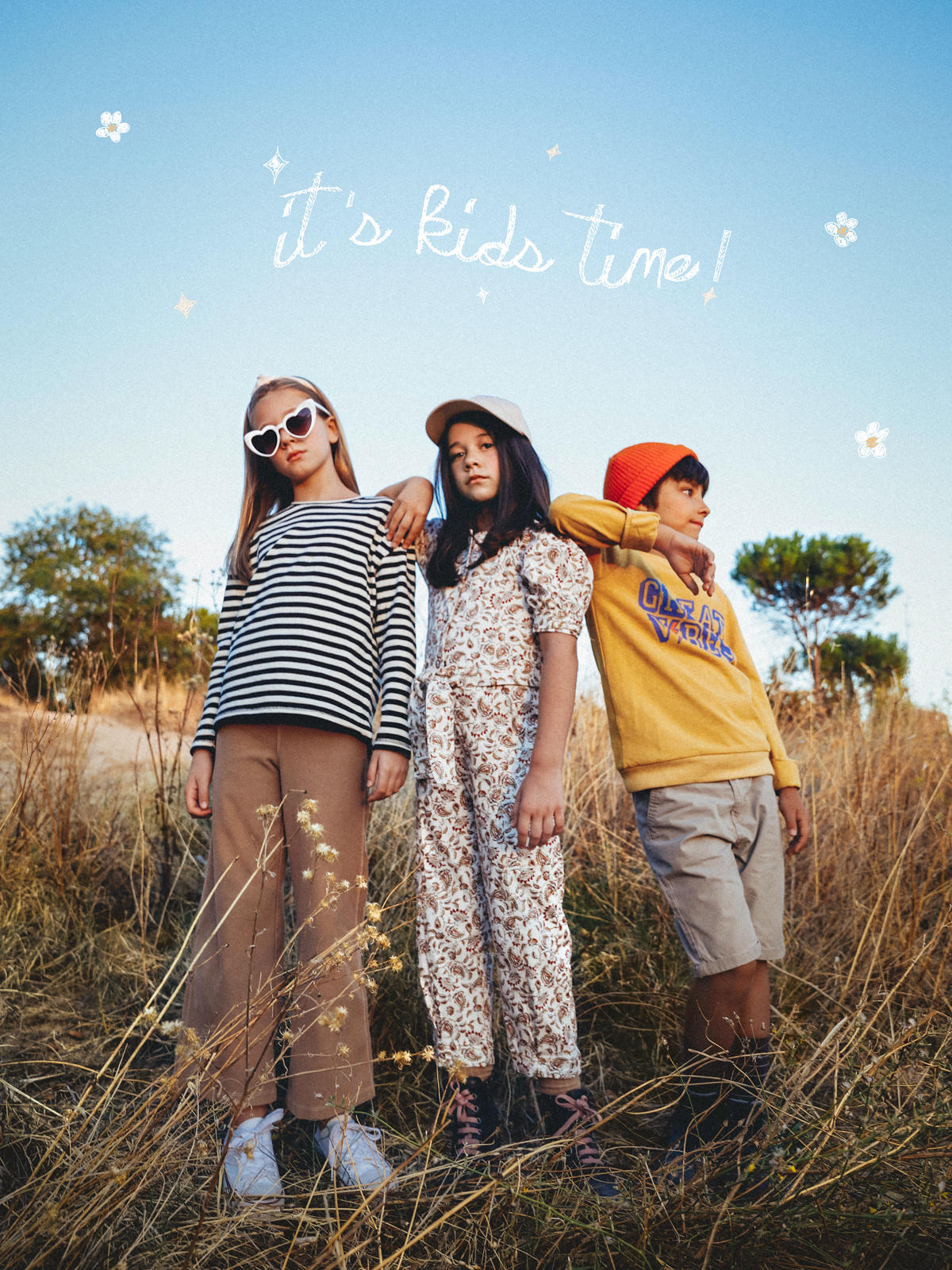 Editorial: It´s kids time!